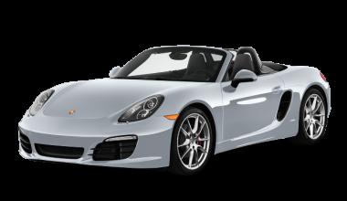 Porsche - Boxster Convertible
