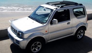 Suzuki - Jimny Open-Top