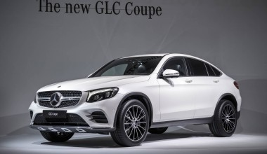 Mercedes - GLC Coupe