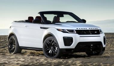 Range Rover - Evoque Convertible