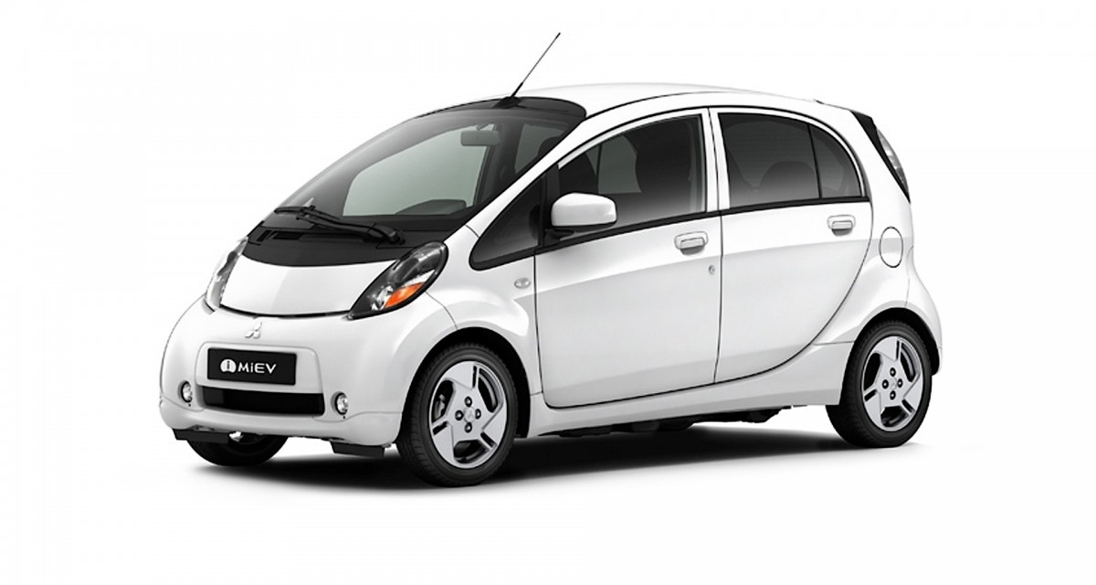 Mitsubishi - I Miev - Electric Car