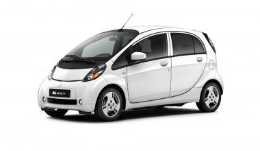 Mitsubishi - I Miev - Electric Car