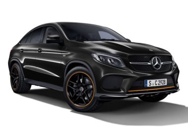 Mercedes - Gle Coupe Luxe