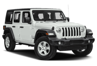Jeep - Wrangler Convertible