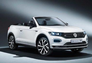 Volkswagen - T- Rock Convertible
